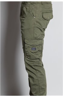 Pantalon PANTALON GARDEN Homme W207017M (57767) - DEELUXE