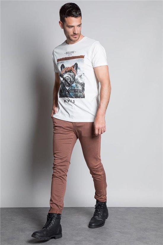 Pantalon CHINO MILANO Homme W207008M (57858) - DEELUXE
