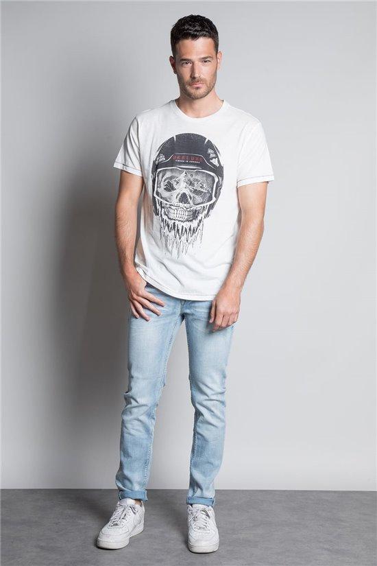 T-Shirt T-SHIRT LORDY Homme W20179M (57878) - DEELUXE