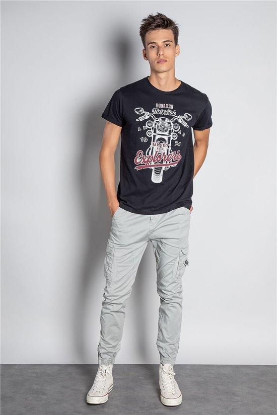 T-Shirt T-SHIRT ENGINE Homme W20175M (58011) - DEELUXE