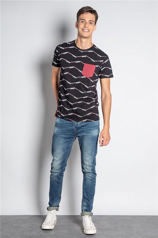 T-Shirt T-SHIRT KEEPER Homme W20171M (58026) - DEELUXE