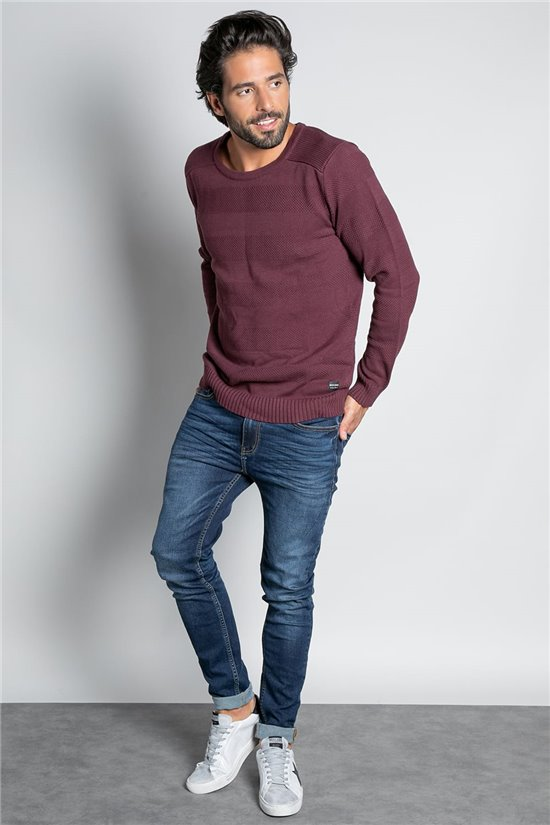 Pull PULL GLACIS Homme W20303M (58159) - DEELUXE
