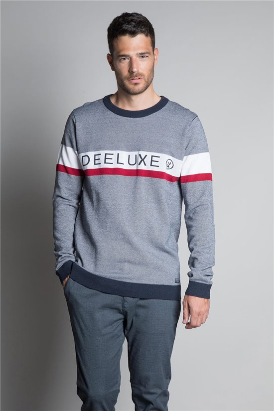 Pull PULL STERLING Homme W20309M (58184) - DEELUXE