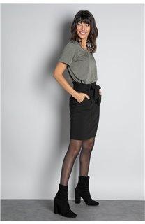 T-Shirt T-SHIRT RUBY Femme W20111W (58234) - DEELUXE