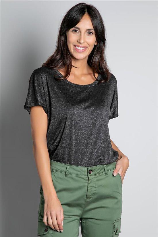 T-Shirt T-SHIRT DHINES Femme W20103W (58303) - DEELUXE
