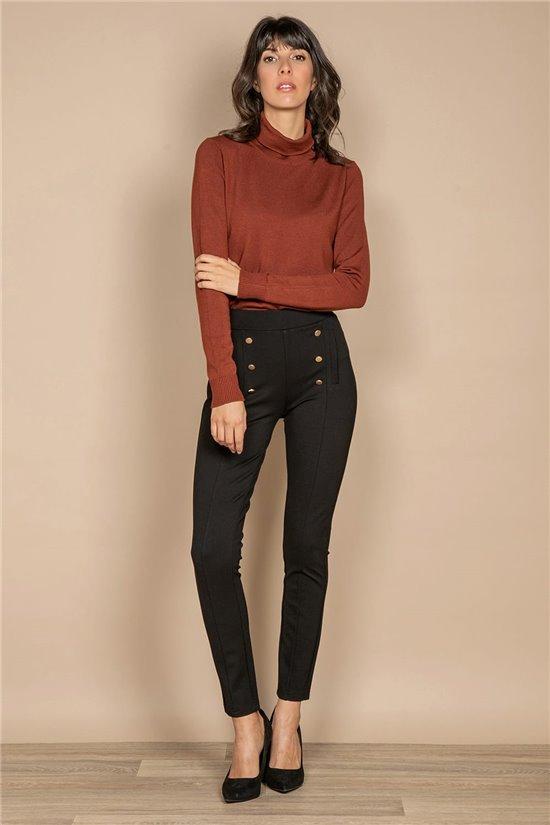 Pantalon PANTALON LILOU Femme W20722W (58358) - DEELUXE