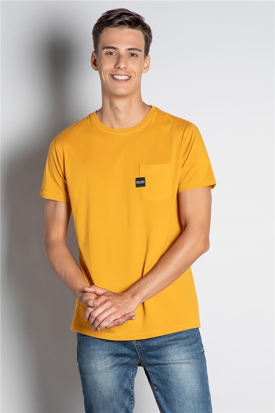 T-Shirt T-SHIRT PLAIN Homme W20113M (58556) - DEELUXE
