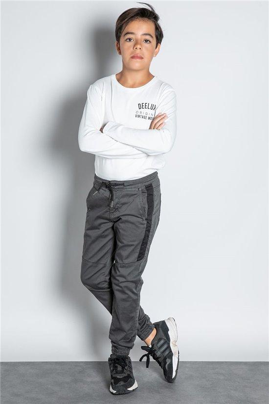 Pantalon PANTALON GRADIENT Garçon W207002B (58585) - DEELUXE