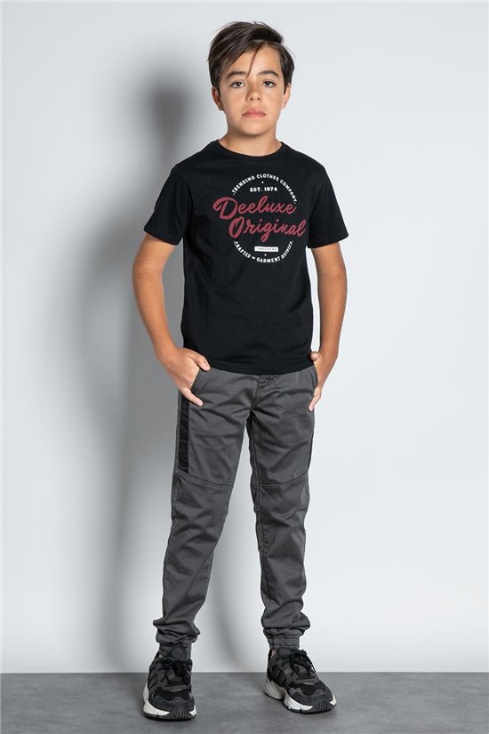 T-Shirt T-SHIRT KOBE Garçon W20129B (56676) - DEELUXE