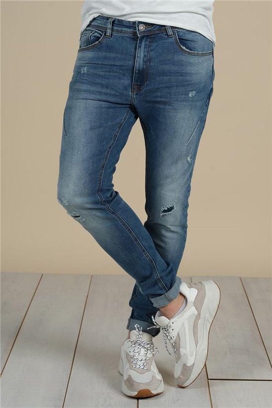 Jean Jeans EBONY Homme JJ8061M (58808) - DEELUXE
