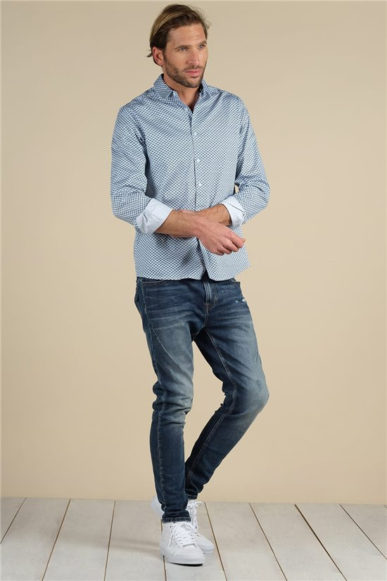 Chemise Chemise LIMPET Homme S21429M (58880) - DEELUXE