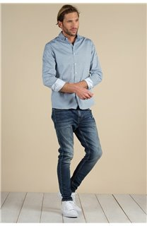 Chemise Chemise LIMPET Homme S21429M (58881) - DEELUXE