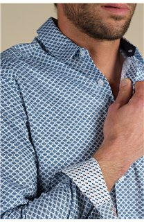 Chemise Chemise LIMPET Homme S21429M (58883) - DEELUXE