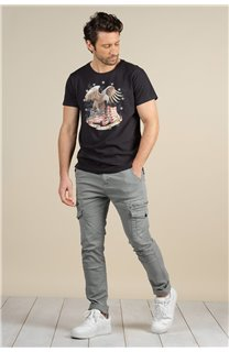 Pantalon Pantalon DANAKIL Homme S217004M (58927) - DEELUXE