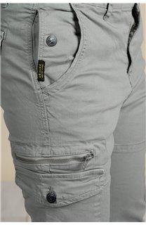 Pantalon Pantalon DANAKIL Homme S217004M (58930) - DEELUXE