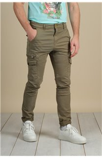 Pantalon Pantalon DANAKIL Homme S217004M (58931) - DEELUXE