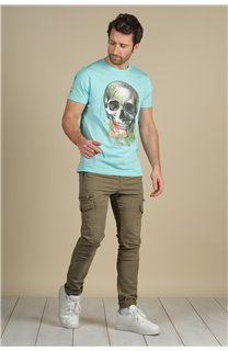 Pantalon Pantalon DANAKIL Homme S217004M (58932) - DEELUXE