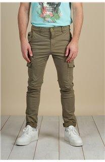 Pantalon Pantalon DANAKIL Homme S217004M (58933) - DEELUXE
