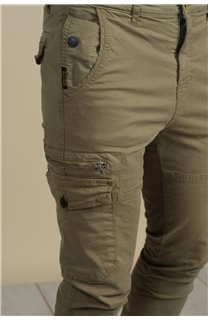 Pantalon Pantalon DANAKIL Homme S217004M (58935) - DEELUXE