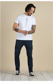Pantalon Pantalon DANAKIL Homme S217004M (58937) - DEELUXE