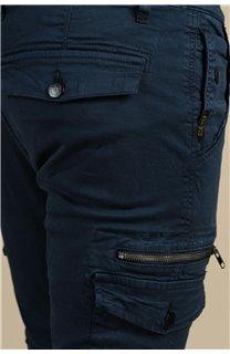 Pantalon Pantalon DANAKIL Homme S217004M (58940) - DEELUXE