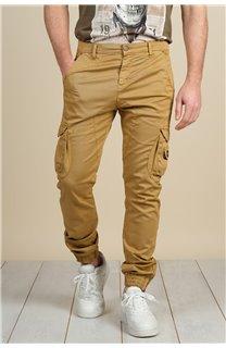 Pantalon Pantalon GARDEN Homme S217017M (58943) - DEELUXE