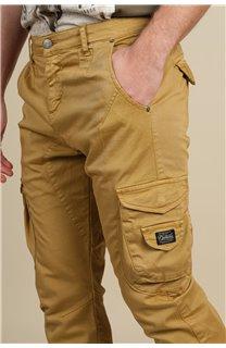 Pantalon Pantalon GARDEN Homme S217017M (58945) - DEELUXE