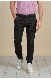Pantalon Pantalon GARDEN Homme S217017M (58948) - DEELUXE