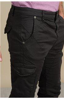Pantalon Pantalon GARDEN Homme S217017M (58950) - DEELUXE