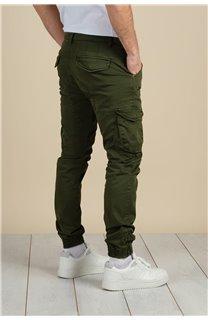 Pantalon Pantalon GARDEN Homme S217017M (58951) - DEELUXE