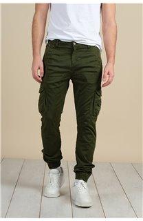 Pantalon Pantalon GARDEN Homme S217017M (58953) - DEELUXE