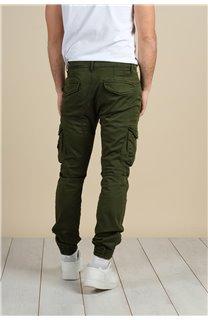 Pantalon Pantalon GARDEN Homme S217017M (58954) - DEELUXE