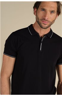 Polo Polo VIBES Homme S21201M (58968) - DEELUXE
