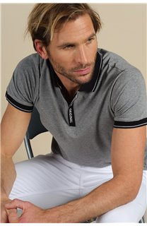 Polo Polo VIBES Homme S21201M (58971) - DEELUXE
