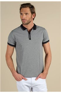 Polo Polo VIBES Homme S21201M (58972) - DEELUXE