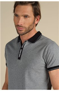Polo Polo VIBES Homme S21201M (58973) - DEELUXE