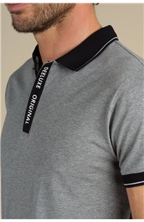 Polo Polo VIBES Homme S21201M (58974) - DEELUXE