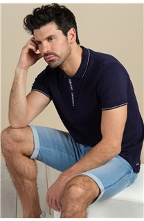 Polo Polo VIBES Homme S21201M (58975) - DEELUXE