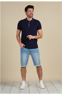 Polo Polo VIBES Homme S21201M (58976) - DEELUXE