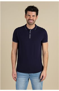 Polo Polo VIBES Homme S21201M (58977) - DEELUXE