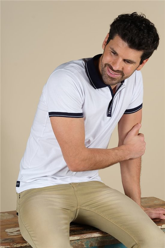 Polo Polo VIBES Homme S21201M (58966) - DEELUXE