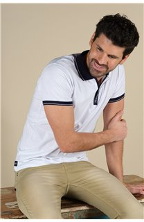 Polo Polo VIBES Homme S21201M (58979) - DEELUXE