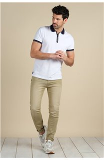 Polo Polo VIBES Homme S21201M (58980) - DEELUXE