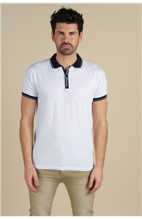 Polo Polo VIBES Homme S21201M (58981) - DEELUXE