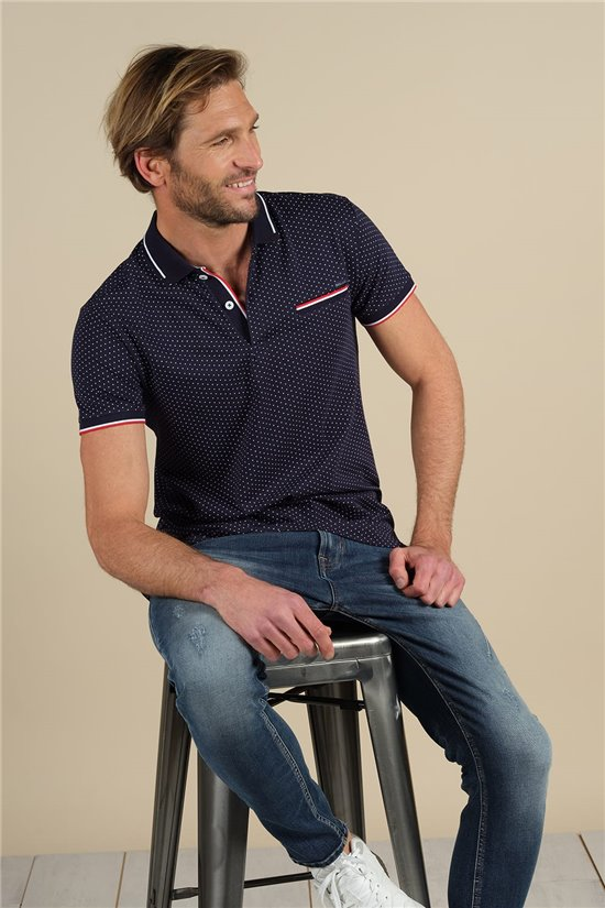 Polo Polo SLICE Homme S21236M (59050) - DEELUXE