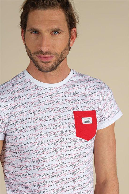 T-Shirt T-Shirt GARNER Homme S21109M (59196) - DEELUXE