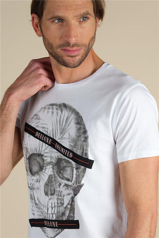 T-Shirt T-Shirt RUDYSON Homme S21110M (59200) - DEELUXE