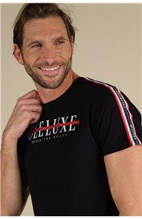 T-Shirt T-Shirt RALF Homme S21113M (59208) - DEELUXE