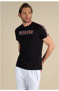 T-Shirt T-Shirt RALF Homme S21113M (59209) - DEELUXE