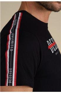 T-Shirt T-Shirt RALF Homme S21113M (59211) - DEELUXE